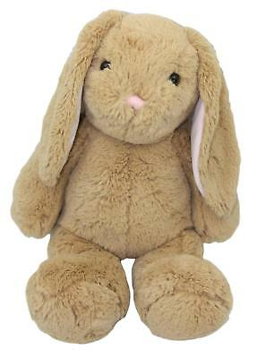 Build-A-Bear Beige Plush Long Ear Bunny Rabbit 15""