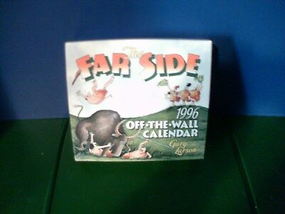 The Far Side ~ Off-The-Wall ~ Calendar 1996 (Complete)