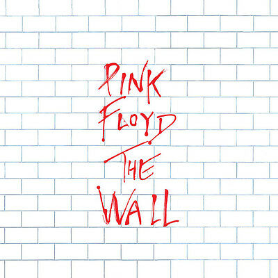 The Wall 2016 Edition - Pink Floyd 2 CD Set Sealed ! New !