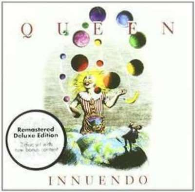 Innuendo - Queen 2 CD Set Sealed ! New !