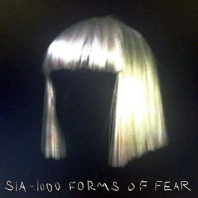1000 Forms Of Fear - Sia CD Sealed ! New ! 2014