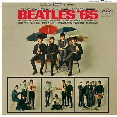 The U.S. Albums: Beatles' 65 - The Beatles CD Sealed New ! 2014