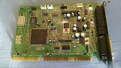 Creative Labs Soundblaster Ct2970 16 Bit Isa Sound Card