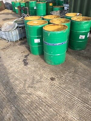 205L 45 Gallon Shipping Drum Shipping Barrel, Oil Drum Container Bin, Steel Drum