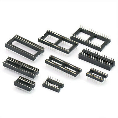 DIP IC Sockets Adaptor Solder Type IC Connector