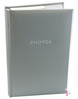 Silver 300 Photo Slip In Archival Quality Photo Album