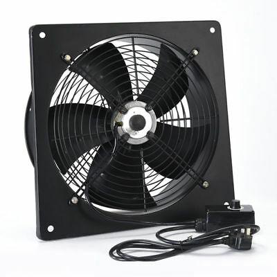 Industrial Ventilation 8-20 Inch Extractor Air Blower Metal Axial Exhaust Fan