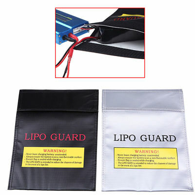 Fireproof Bag RC Lipo Lithium Polymer Battery Safety Guard Charge Bag Waterproof