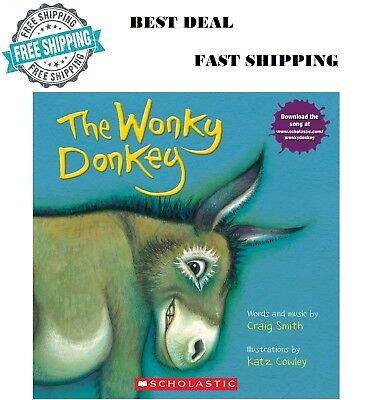 The Wonky Donkey by Craig Smith 2010 Paperback Great for Kids Christmas Gift