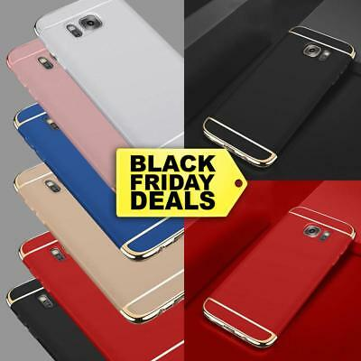 Luxury Ultra Slim Shockproof Bumper Case Cover for Samsung Galaxy S9 S8 Plus S7