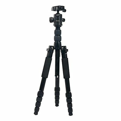"62""Camera Tripod Monopod Alpenstock w/ Ball Head,Aluminum Alloy,DSLR Canon Nikon"