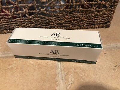 100% Genuine Nu Skin® Ap 24 Whitening Fluoride Toothpaste *without Peroxide*