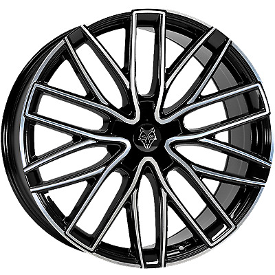 21 A8 A7 Plus Style Alloys 5x112 To Fit New Shape Audi Q7 Q5 A8 A7
