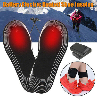 EF39 Home Furnishing Shoe Sock GSS Warmer Insoles Electric Foot Heated