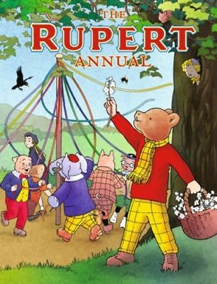 The Rupert Annual 2019 Hardback, Activities, Puzzles, Games, Facts,