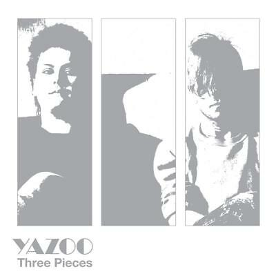 YAZOO THREE PIECES 3 CD SET (New Release November 2nd 2018)
