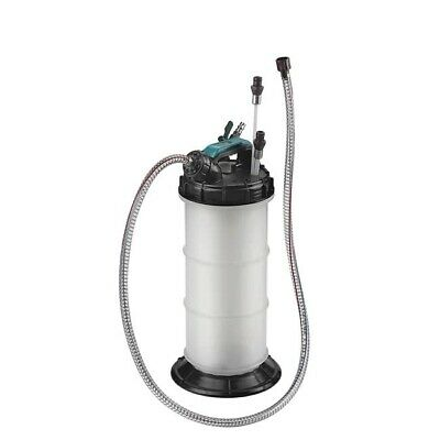 Manual & Air Operated Fluid Extractor Heavy Duty Professional Unit 5.5 Litre