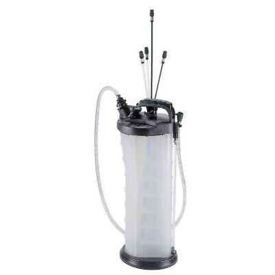 Pneumatic 10 Litre Oil Manual Extractor - TBT0500