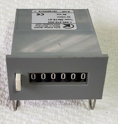 Nos Fritz Kubler Counter Part No. 002246 Never Used Free Shipping !!!