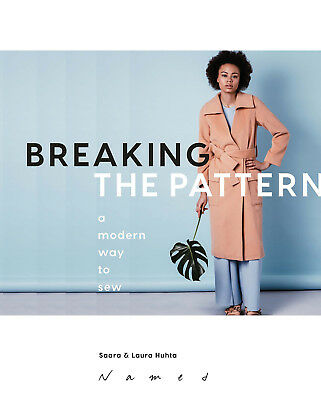Breaking The Pattern A modern Way To Sew Flexibound PRE-ORDER Rel-15 Nov 2018