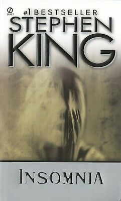 NEW Audio Book Insomnia by Stephen King 1994 Unabridged