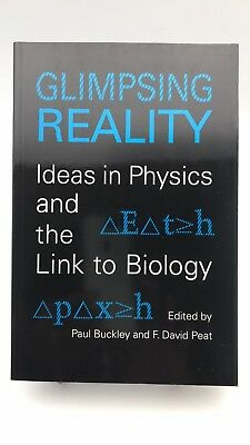 Glimpsing Reality Ideas in Physics and the Link to Biology BOOK