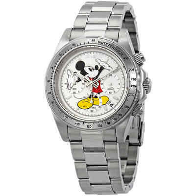 Invicta Disney Limited Edition Chronograph Silver Dial Men's Watch 25191
