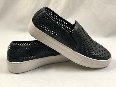 6818913dcbb NIB STEVE MADDEN Women s Gal Slip On Sneaker in Black -  64.99 ...