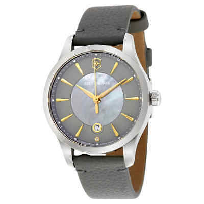 Victorinox Swiss Army Alliance Mother of Pearl Dial Ladies Watch 241756