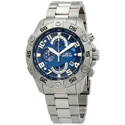 Invicta S1 Rally Chronograph Blue Dial Men's Watch 26094