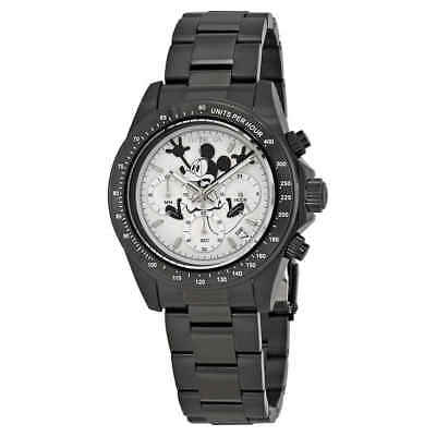 Invicta Disney Limited Edition Chronograph White Dial Men's Watch 24417
