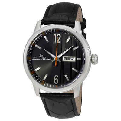 Lucien Piccard Milanese Date Day Men's Watch 40027-01