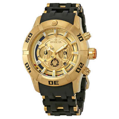 Invicta Star Wars Chronograph Gold Dial Two-Tone Men's Watch 26549