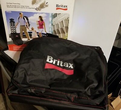 Britax Car Seat Travel Bag Black S844700 Christmas Supplies
