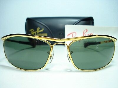 13844cd1cb Vintage 1980 s B L Ray Ban Olympian I Deluxe New Old Stock Sunglasses Easy  Rider