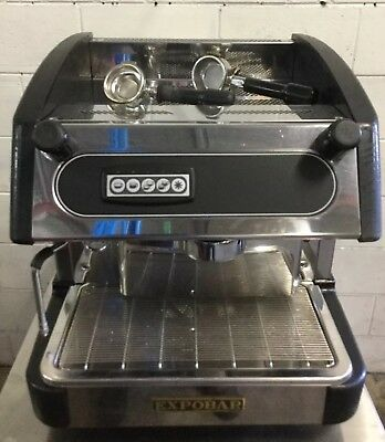 Expobar ELEGANCE Single Group Espresso Commercial Coffee Machine Refurbished