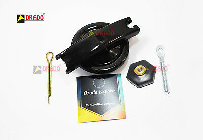 Vespa Petrol Tank Cap With Knob Lock Kit For Vba Vbb Vbc Vgl Gt Rally