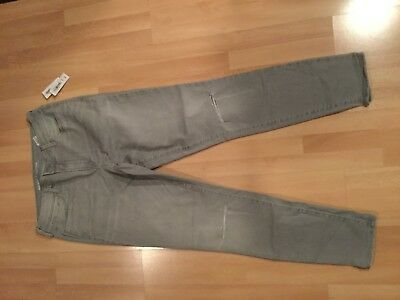 4d744c7ce00 NWT  old navy Mid-Rise Rockstar Distressed Super Skinny Ankle Jeans (10 tall