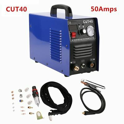 Cut 40 Inverter Air Plasma Cutter métal machine de découpe 110V/220V 50 Amps 5.5