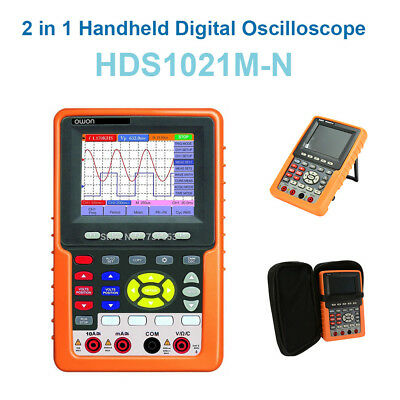2 in1 Handheld DSO OWON HDS-N Digital Oscilloscope FFT Circuit Test Professional