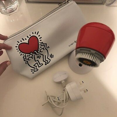 Limited Edition Keith Haring Clarisonic Aria