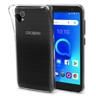 Coque Silicone TPU Clear gel Ultra Fine Alcatel 1 5.0""