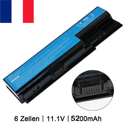 Batterie Pour Acer Aspire AS07B31 AS07B41 AS07b51 5300 5310 5315 5535 5720 5735