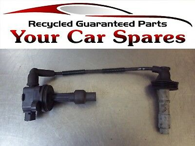 Volvo V40 Ignition Coil with Leads 1.6 Petrol 00-04