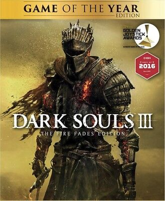PS4 Dark Souls 3 The Fire Fades Edition (Game of the year) Korean Free Gifts
