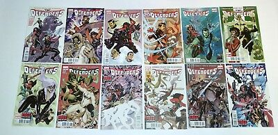 The Defenders 1-12 - Full Run - 2011 Fraction, Dodson - Doctor Strange Iron Fist
