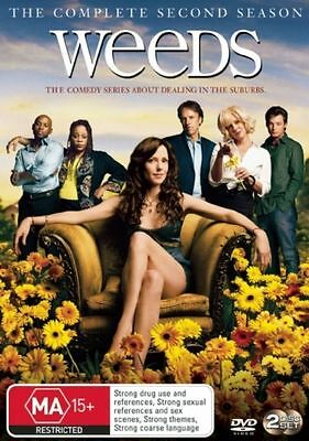 Weeds : Season 2 (DVD, 2-Disc Set) REGION-4- NEW AND SEALED-FREE POST AUS-WIDE