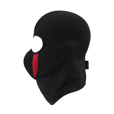 Face Mask Cycling Motorcycle Bike Riding Racing Helmet Wind Veil Snowboard