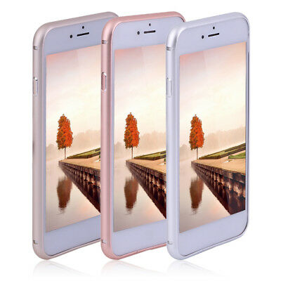 Super Thin Phone Protective Case Durable Metal Frame Cover For Iphone 7/7PLUS KF