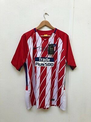 Nike Men's Atletico Madrid 2017/18 Farewell Home Shirt - XL - F. Torres 9 - New